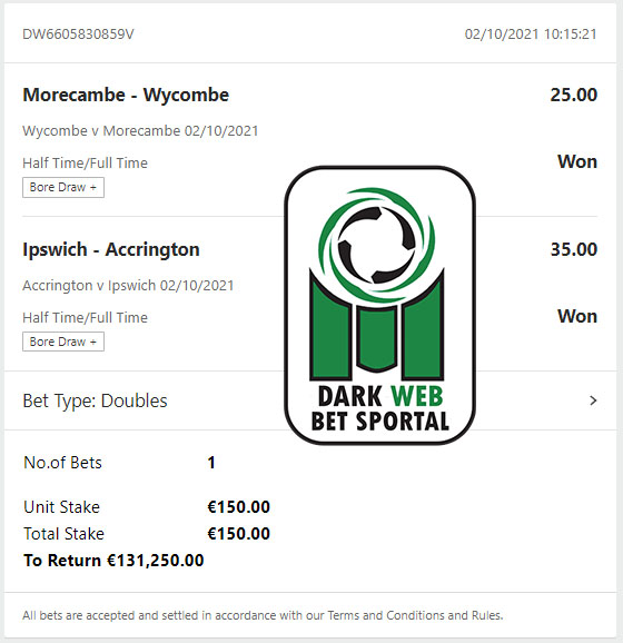 Accurate Football Fixed Bets